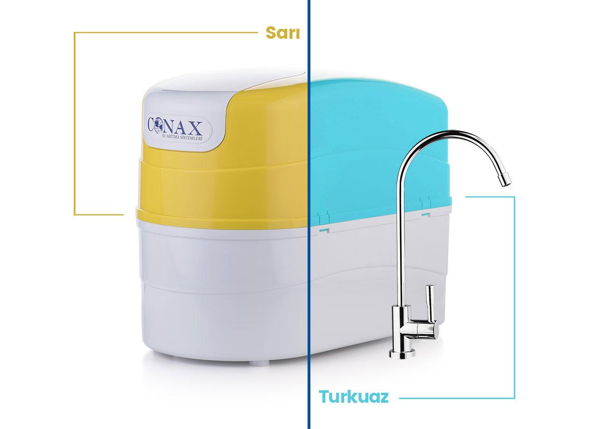 Conax Premium Colour Su Arıtma Cihazı