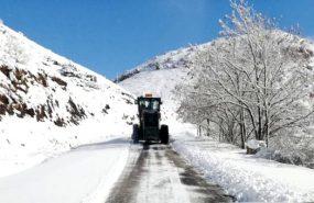 Adıyaman'da Kış Şartları Zorluyor